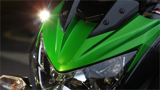 Nueva Kawasaki Z800