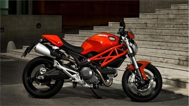 Ducati Monster 696, con nuevo precio