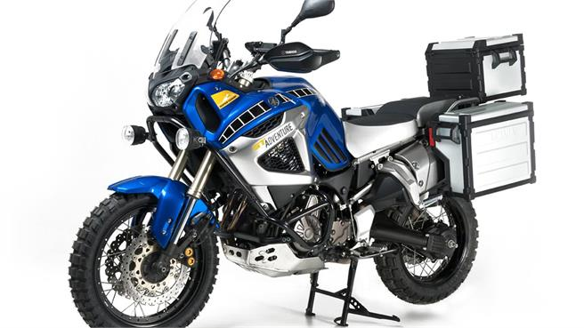 Yamaha XT1200 Z Super Ténéré Adventure