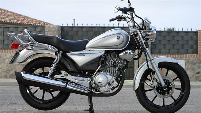 Yamaha YBR 125 Classic: Rollito custom