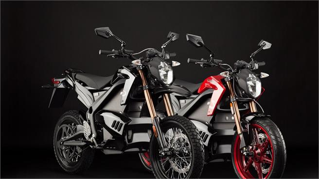 Presentación gama Zero motorcycles