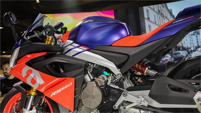 Aprilia RS 660 / Tuono 660 Concept 2020