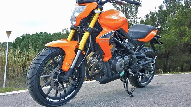 Nueva Benelli BN 600 R
