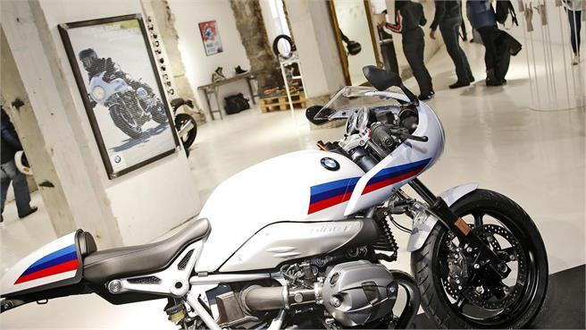 BMW nineT 2017: Rompiendo corazones