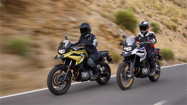 EICMA: BMW F 750 GS y F 850 GS