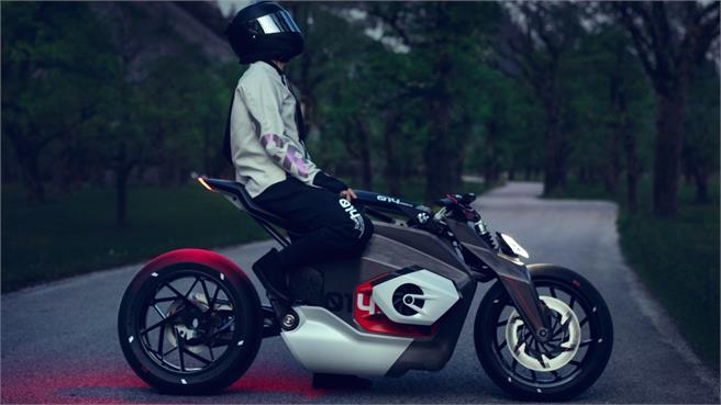 BMW E-Power-Roadster Prototype