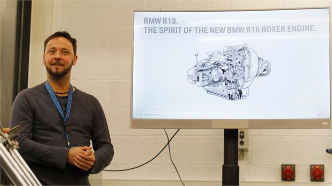 BMW R 18: El nuevo Boxer para 2020