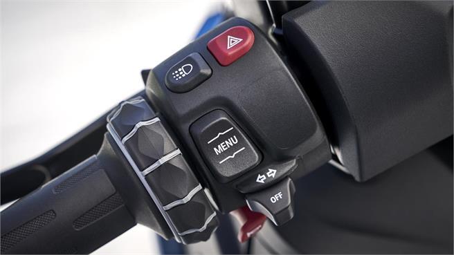 BMW C 400 X: A por todas
