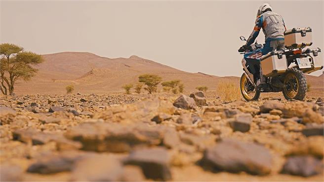 BMW F 850 GS Adventure: 2º parte