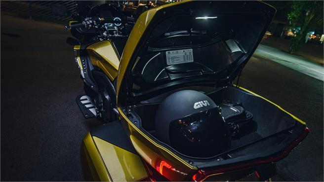 BMW K 1600 Grand America: American Style
