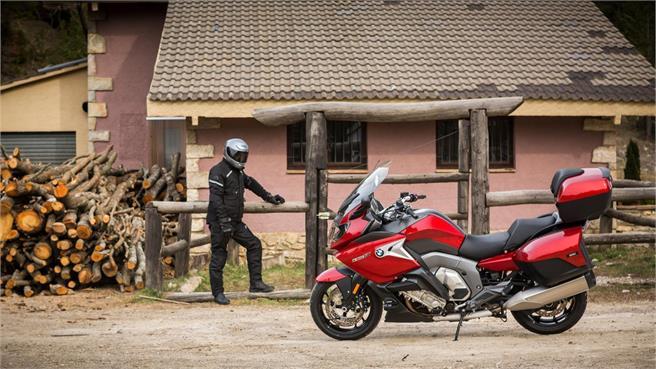 BMW K 1600 GT: El placer de viajar