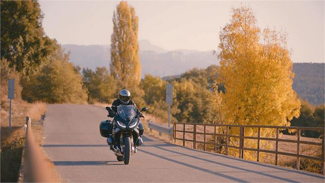 BMW R 1250 RS: Sport-touring
