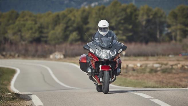 BMW R 1250 RT: Cuando viajar es placer