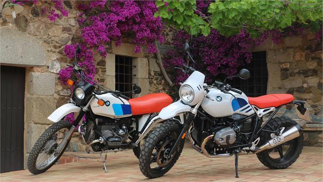 BMW R nineT Urban Enduro G/S