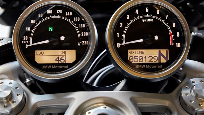 La BMW Racer