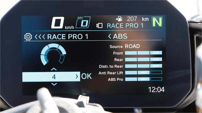BMW S1000RR: Cambio de rumbo