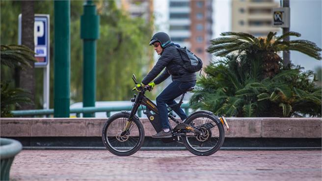 Bultaco Albero 4.5: urbanita 100x100