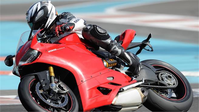 Presentación Ducati 1199 Panigale