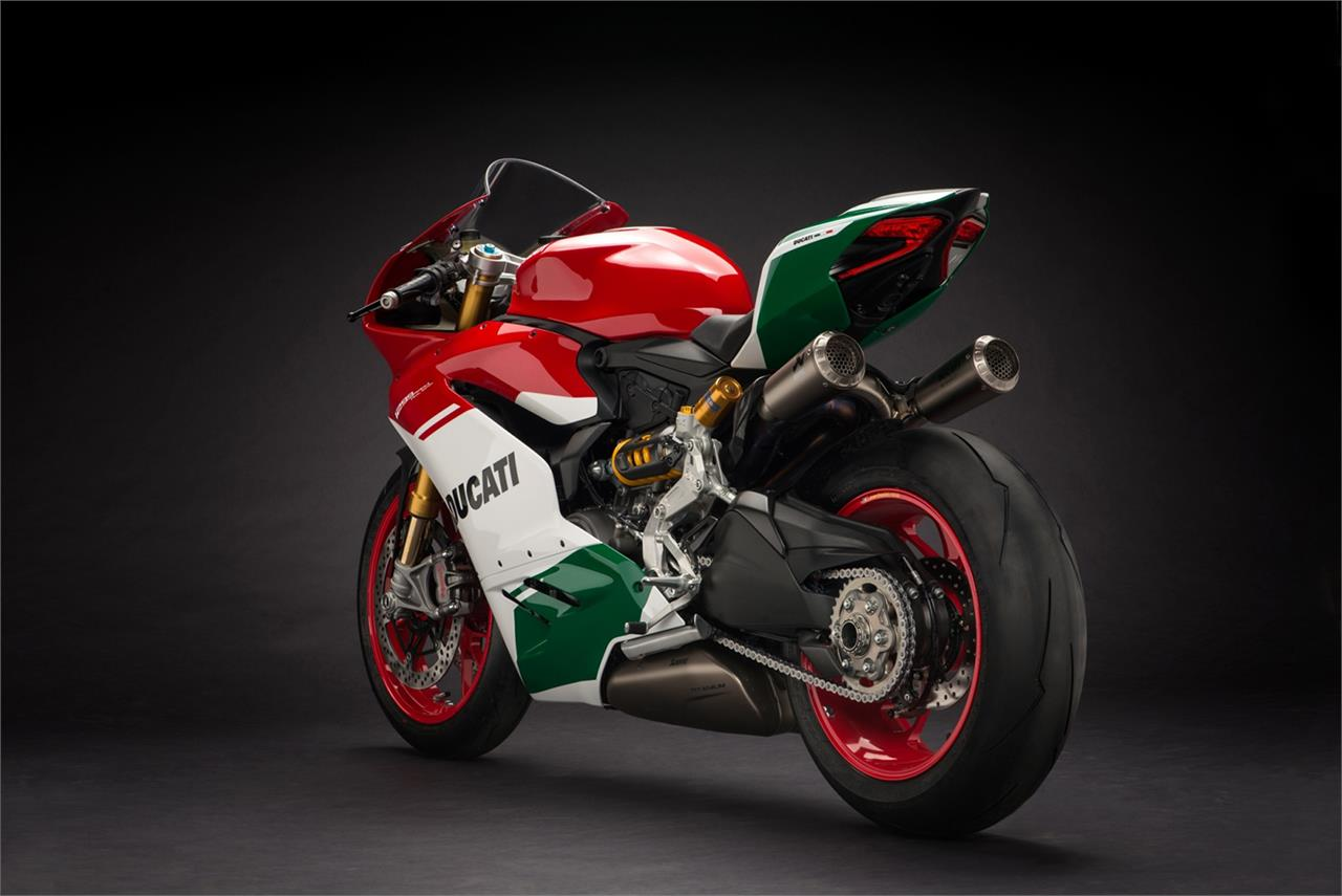 Ducati 1299 Panigale R Final Edition - foto 4