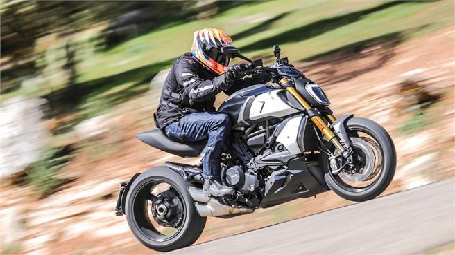 Ducati Diavel 1260 S: ¿diabólica?