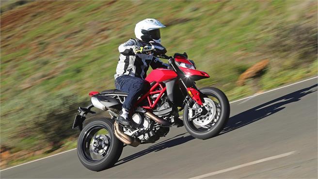 Ducati Hypermotard 950 / 950 SP 2019