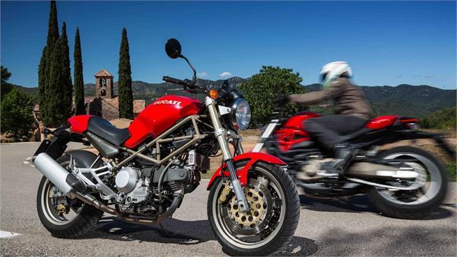 Ducati Monster 900 de 1993