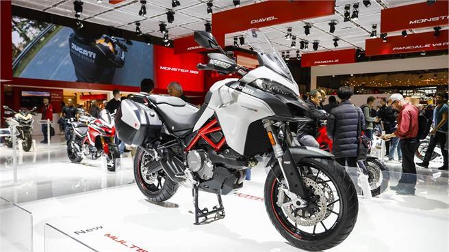 Ducati Multistrada 950 S: Para viajar