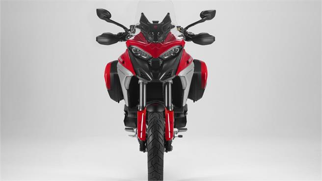 Ducati Multistrada V4: La cuarta evolución de la Multi