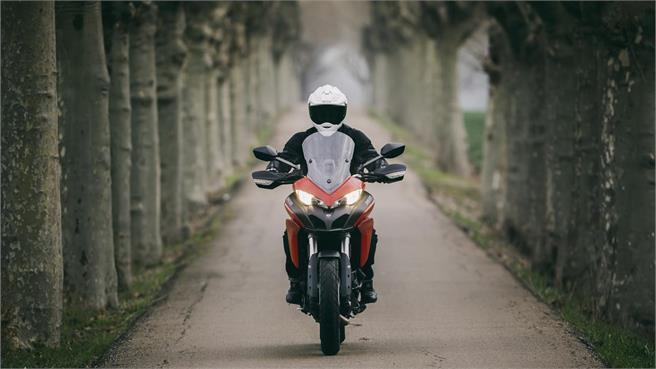 Ducati Multistrada 950: Vibrante