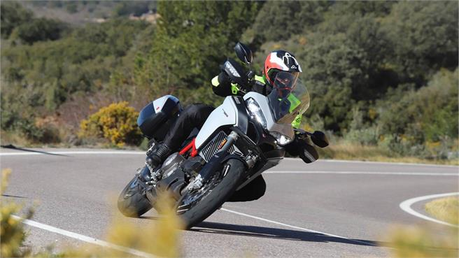 La Ducati Multistrada 950 para 2019