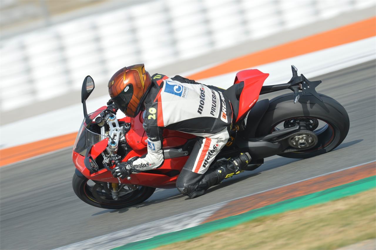 Ducati Panigale V4 S: Primer capítulo | Noticias Motos.net