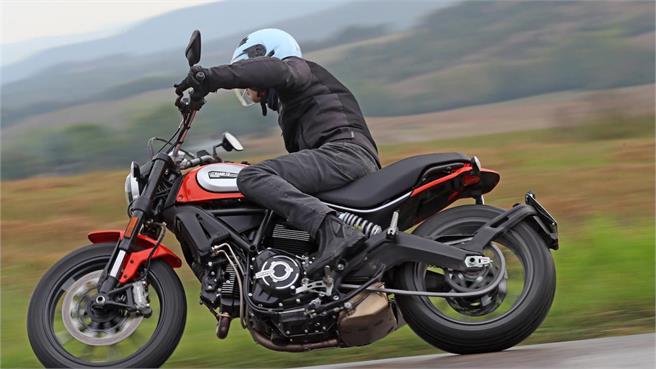 Ducati Srambler Icon 2019