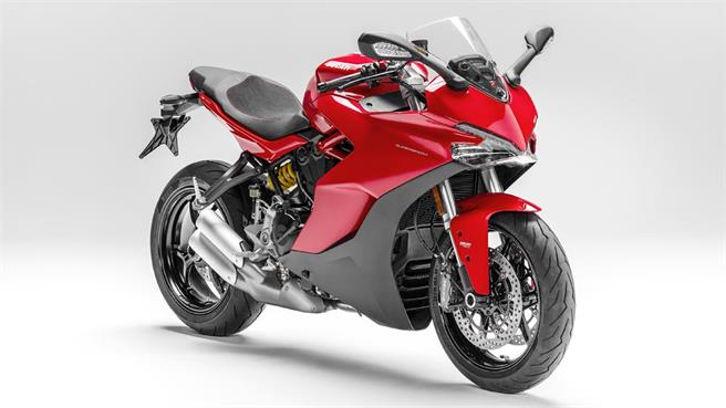 Ducati SuperSport/SuperSport S 2017