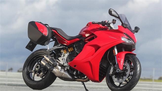 Ducati SuperSport: Vuelve lo bueno...