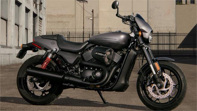 Nueva Harley-Davidson Street Rod