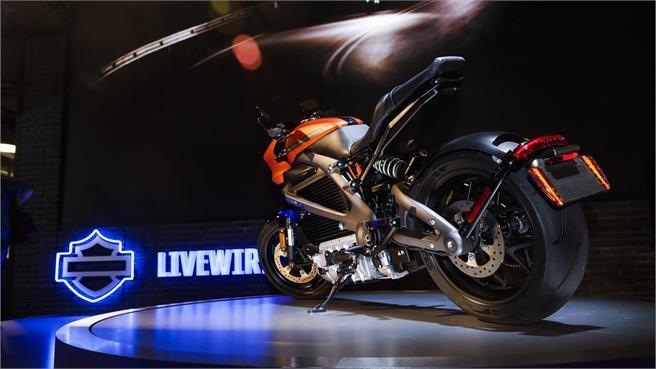 H-D Livewire: La primera H-D eléctrica