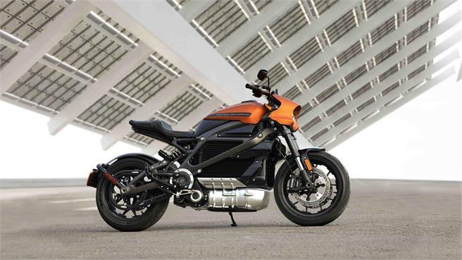 Harley-Davidson LiveWire: ¡Reserva ya!