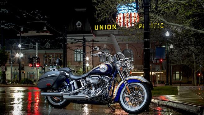'Spring Ride' de Harley-Davidson