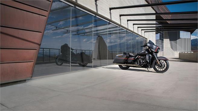 Harley-Davidson CVO y Touring de 2018