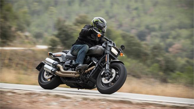 Harley-Davidson Softail Fat Bob 114
