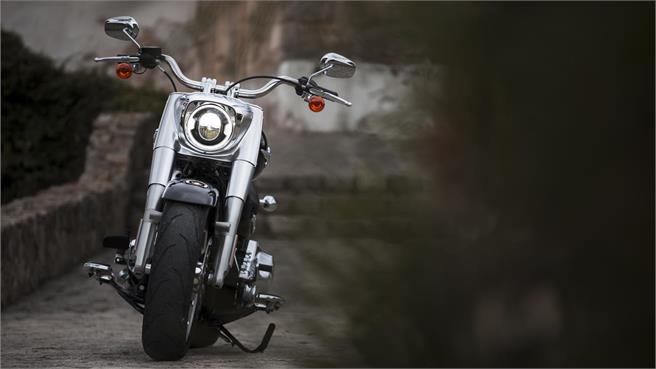 Harley Davidson Fat Boy: Más que musculo