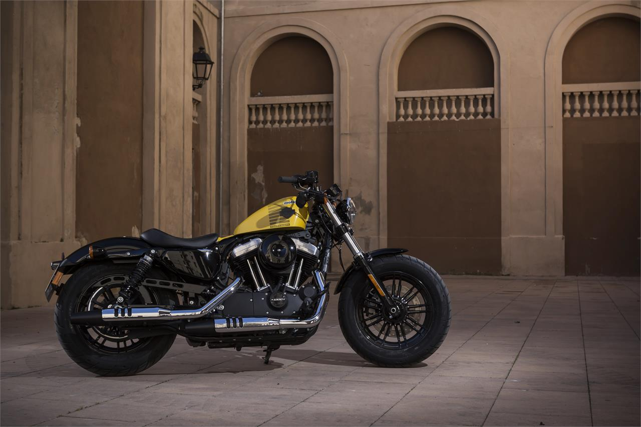 Harley Davidson Forty-Eight - foto 7