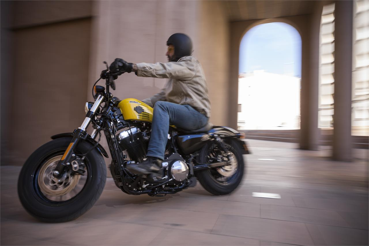 Harley Davidson Forty-Eight - foto 8