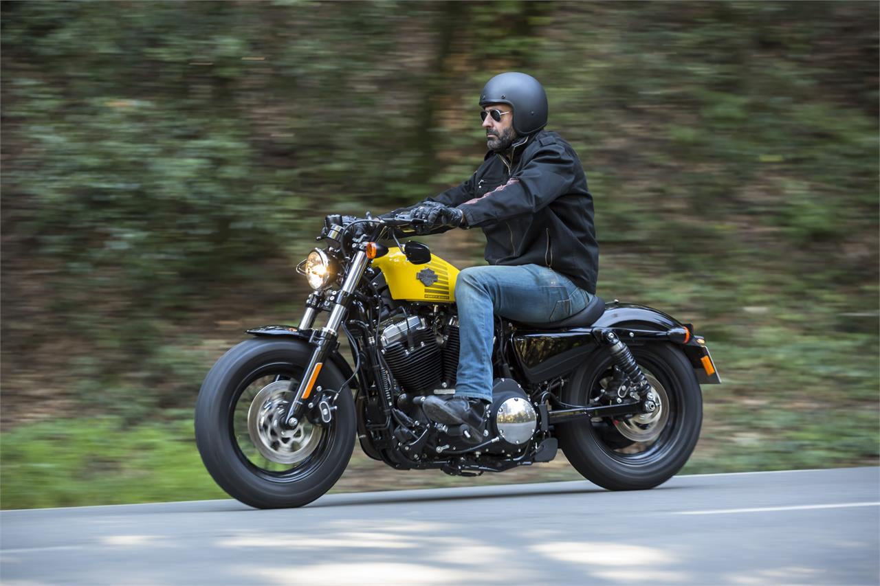 Harley Davidson Forty-Eight - foto 25