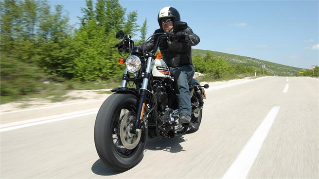 H-D Sportster Forty-Eight Special