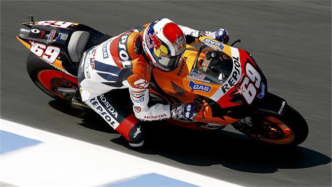 Honda en las carreras