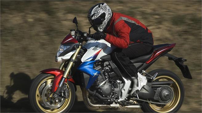 Honda CB1000R C-ABS Tricolor