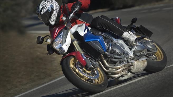 Ver Galeria Honda CB1000R C ABS Tricolor