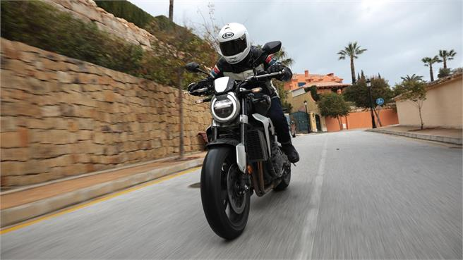 Honda CB1000R 2018: Visión de futuro