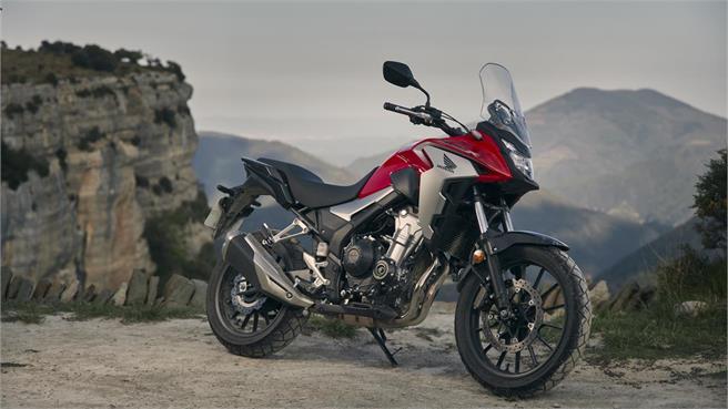 Nueva Honda CB500X: A donde sea, contigo